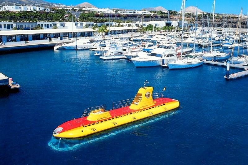 Submarine Safari (El Medano Pick Up)