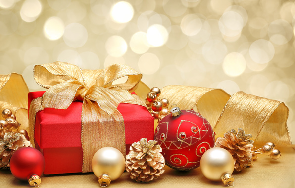 Christmas Shopping in Santa Cruz